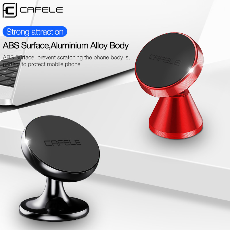 CAFELE 3 Style Magnetic Car Phone Holder Stand For Phone In Car GPS Universal Holder For Iphone X Xs Samsung Free Ship