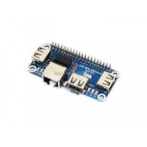 Image 4 - raspberry pi zero W WH Ethernet J45 USB HUB HAT