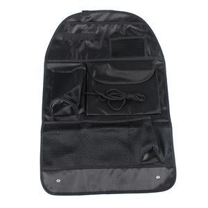 Image 2 - Assento de carro saco de armazenamento multi bolso organizador banco traseiro automático arrumado bolsa acessórios