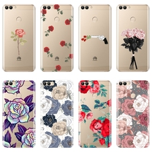 Soft Silicone Phone Case For Huawei P20 Lite Pro P9 P10 Plus