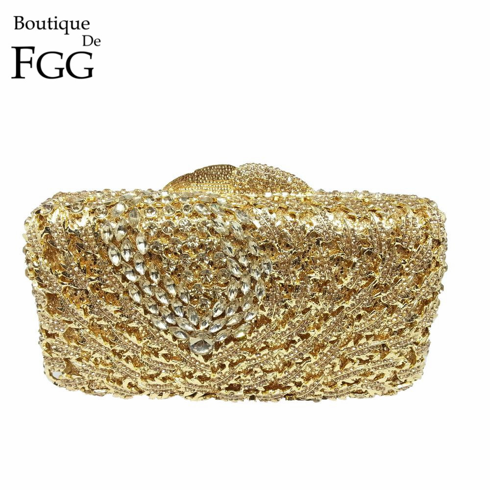 ФОТО Gift Box Diamond Lady Party Clutches Totes Bag Rhinestone Handbag Crystal Hollow Out Wedding Bags for Bride Evening Clutch Purse
