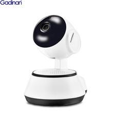 Gadinan CCTV 720 P Wi-Fi мини Видеоняни и радионяни Беспроводной IP Камера PTZ P2P видеонаблюдения домашнее видео монитор Ночное видение V380