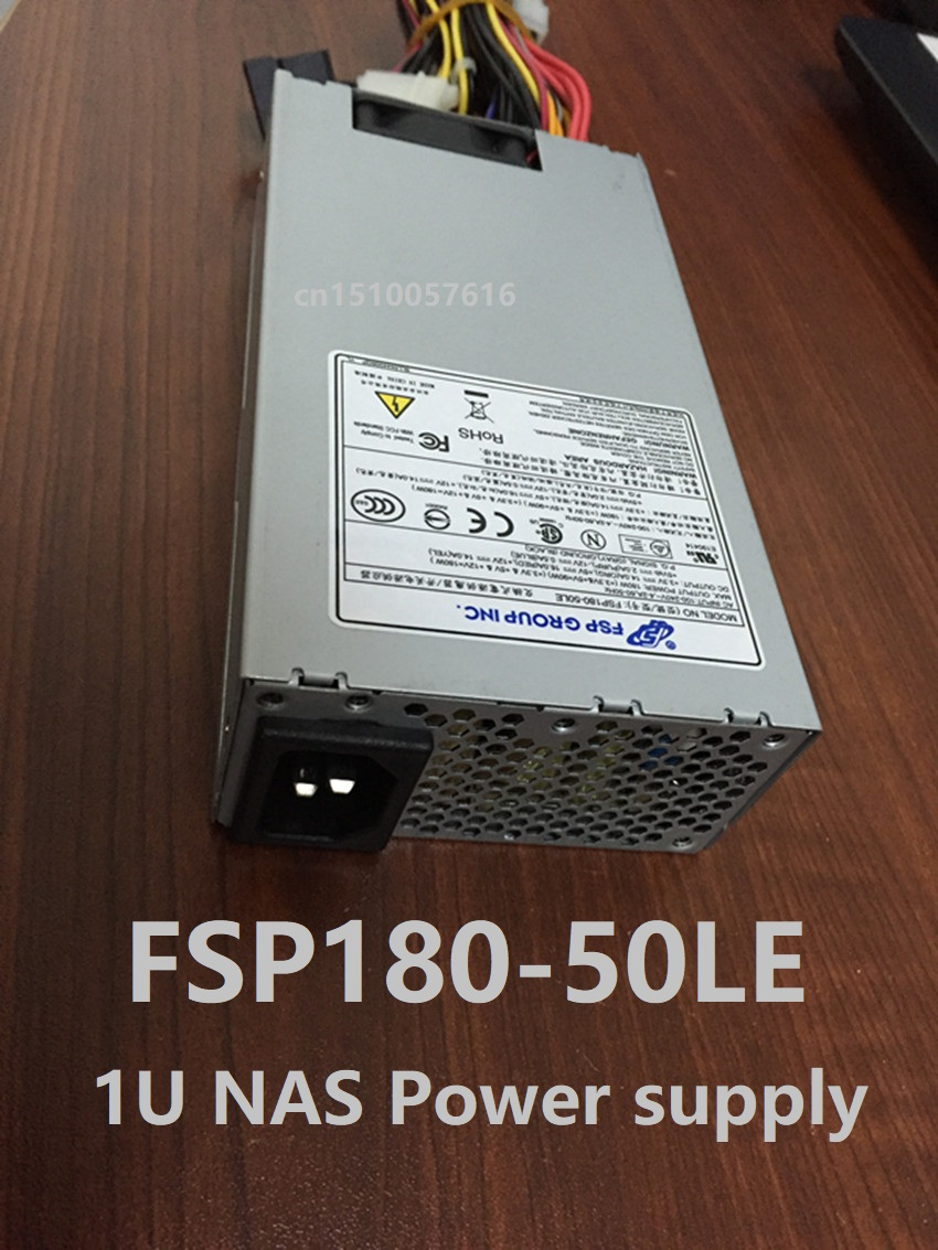 FSP180 50LE Mini ITX Computer case flex for HTPC Small 1U NAS Power supply 100  240V AC-in PC Power Supplies from Computer & Office    1