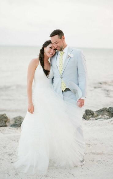 Latest Coat Pant Designs Light Blue Linen Casual Custom Wedding Suits For Men Groom Beach Slim Fit 2 Pieces Blazer Masculino 10