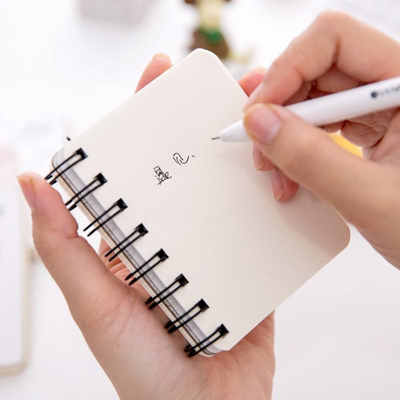 All New Mini Sketch This Diary Painting This Graffiti Animal Pattern Cover Note Book Office Notebook School Supplies Gifts