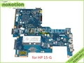 Zs051 LA-A996P Rev 1.0 750634-501 750634-001 para HP 15-G Series placa madre DDR3 AMD A4-5000 CPU