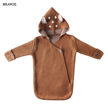 2018 Milancel Knit Photography Wraps Newborn Baby