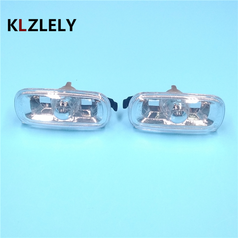 For Audi a3 2003/04/05/06/07/08/09 Car styling Side Turn Signals Warning Light Remind lamp 1 SET 8E0 949 127