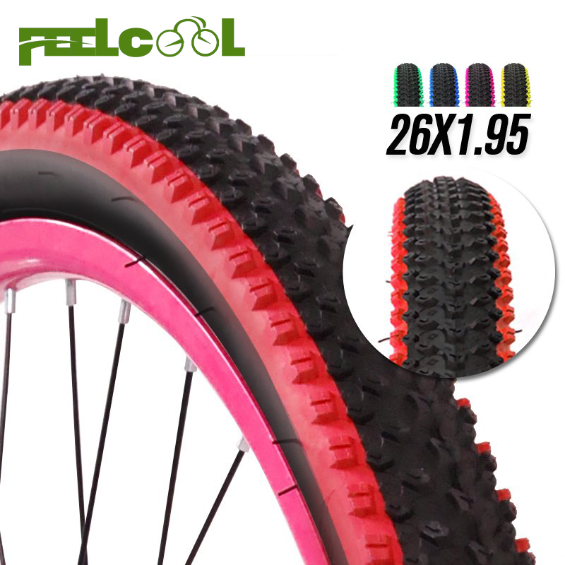 26*1.95 Polyurethane Rubber Tire 26x1.95 Mountain Road ...