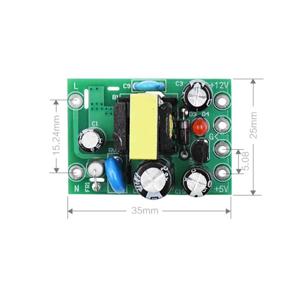 AC-DC 110-220V Anahtarlama güç kaynağı modülü AC-DC izolasyon girişi çıkışı 5 V/12 V/100mA /500mA