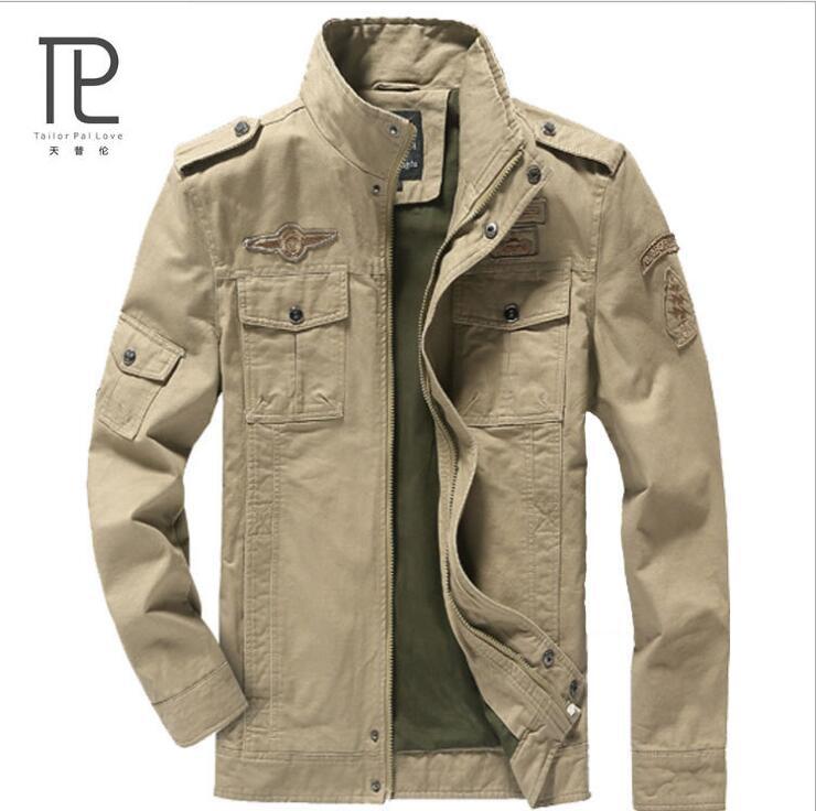 Penjual Pal Love Autumn Jacket Lelaki Reflective Windbreaker Bomber - Pakaian lelaki - Foto 1