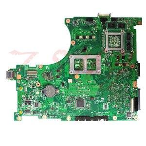 Dla ASUS N56VV laptopa płyty głównej płyta główna w 60NB03J0-MB3020 HM76 GT750M 4 GB PGA 989 DDR3 darmowa wysyłka 100% test ok