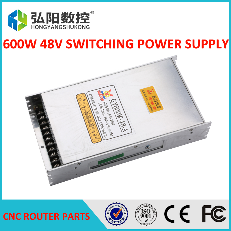 Switching Power Supply 600W48V driver switch CNC ROUTER PARTS Factory Supplier  switching power supply 600w48v driver switch cnc router parts factory supplier free shipping