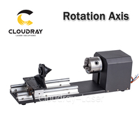 Machineme Chanical Parts Chuck Rotation Axis Rotate Engraving For Laser Engraving Cutting Machine Model B