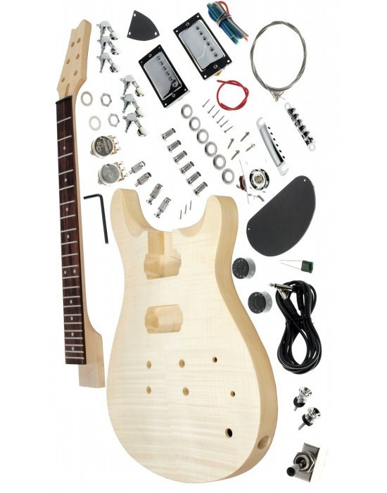 Free shipping  R-PRS  electric guitar kit/unfinish guitar/Diy electric guitar  цена
