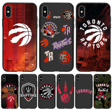 Toronto Raptors For iPhone X XR XS Max 5 5S SE 6 6S 7 8 Plus Oneplus 5T Pro 6T phone Case Cover Funda Coque Etui funda capinha