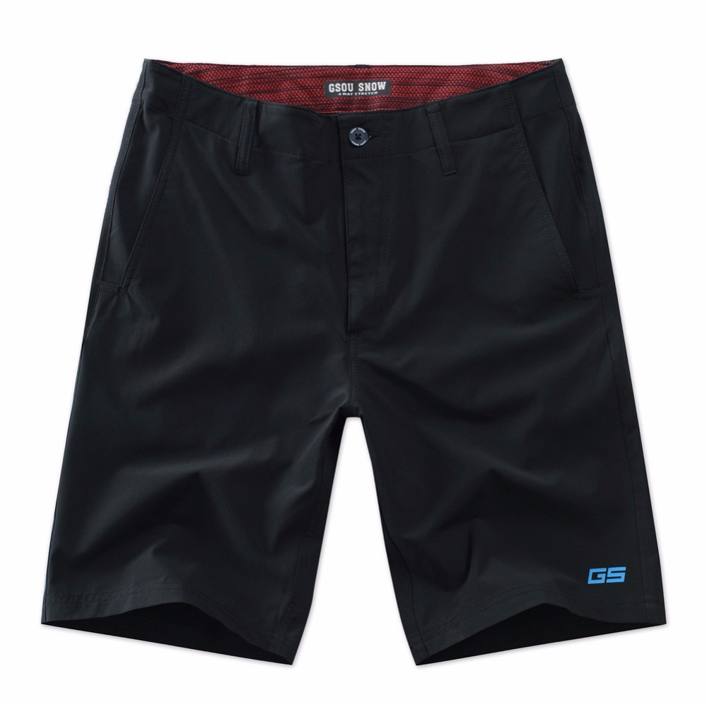 secagem rápida Boardshorts swimwear Aptidão dos homens Basculador ginásio Moletom