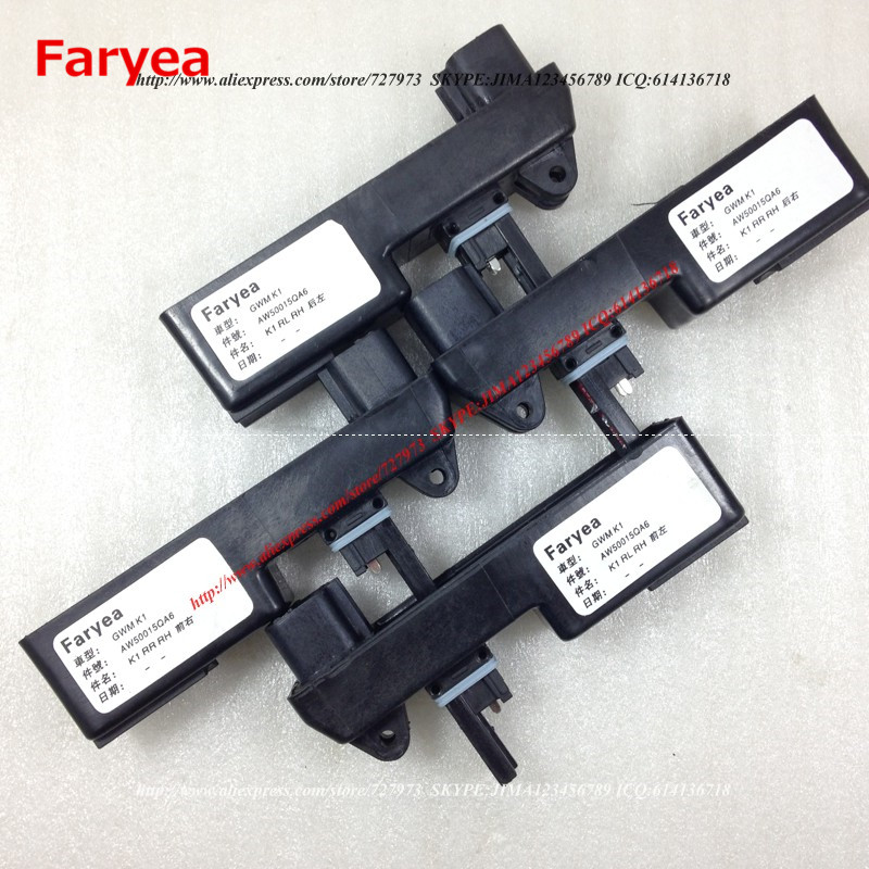 PROXIMITY PROTECTION MODULE-FRONT(1RIGHT+1LEFT)+REAR(1RIGHT+1LEFT) GREAT WALL HOVER H3 H5.CAR MODEL BETWEEN 2008-2010 YEARS turck proximity switch bi2 g12sk an6x