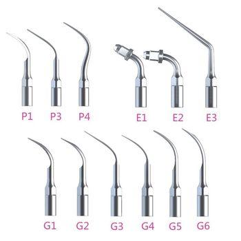 Envío Gratis 12X escala ENDO PERIO de puntas para raspador dental compatible con EMS y pájaro carpintero