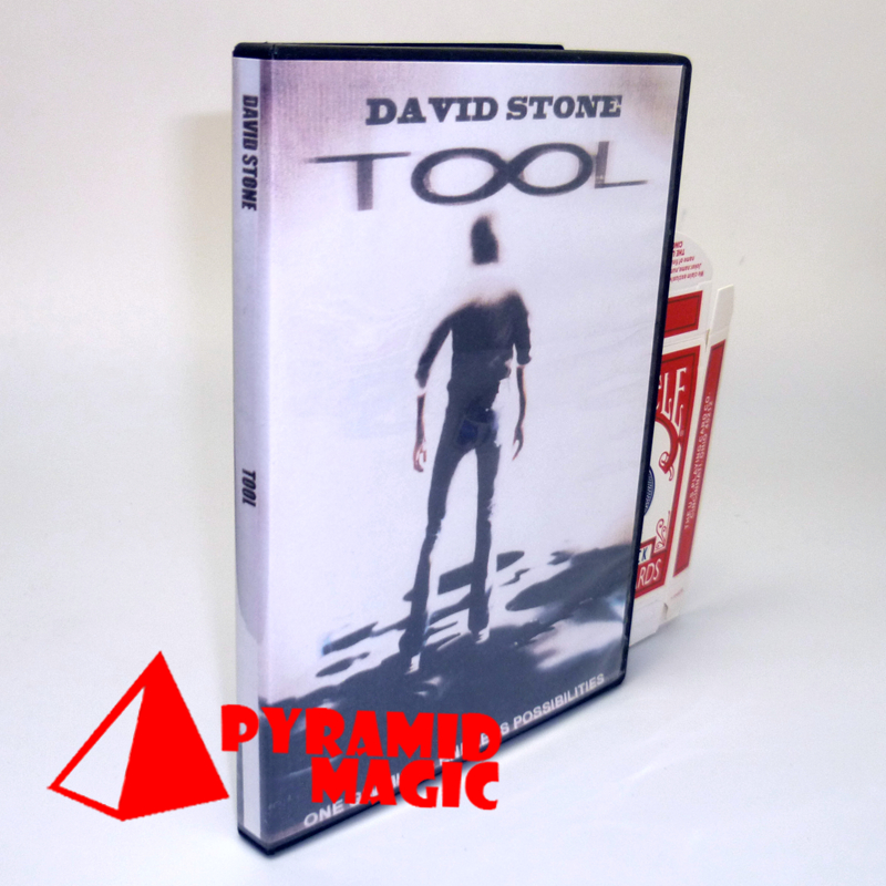 Tool David Stone - Close-up Card Magic Tricks Products / Wholesale / Free Shipping