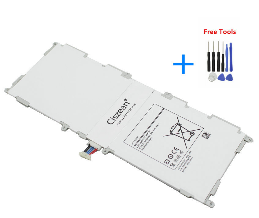 Replacement Batteries Tablet Battery For Samsung Galaxy Note 10.1 SM-T530NU With