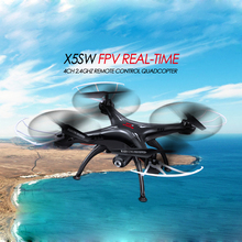 SYMA X5SW Upgraded of SYMA X5C X5 Quadcopter Drones with Camera HD FPV Headless RC Helicopter