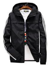 men women jaqueta masculina striped jackets