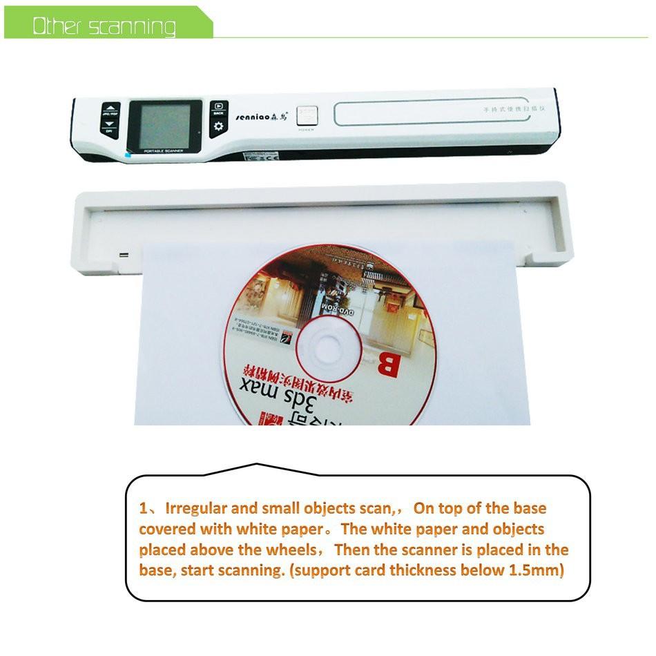 senniao portable scanner base Z01 (11)