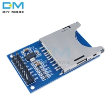 3.3V 5V Reading Writing Sensor Shield Module Write SD Card Slot Socket Reader ARM MCU Control Programable Board For Arduino
