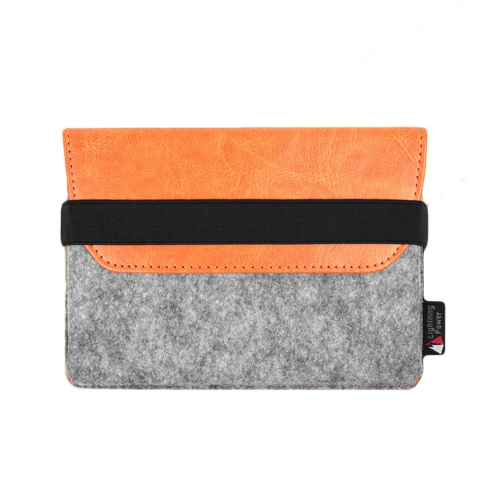 Protective Storage Case Shell Bag For Magic Trackpad PU Leather Pouch Soft Sleeve For Magic Trackpad(China)
