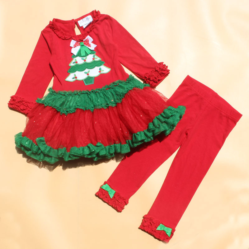 Toddler Girls Christmas Outfits