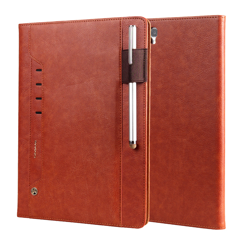 Retro Multifunction Leather Case For Samsung Galaxy Tab S3 9.7 Inch T820 Business Stand Card Smart Cover For Samsung Tab S3 T825