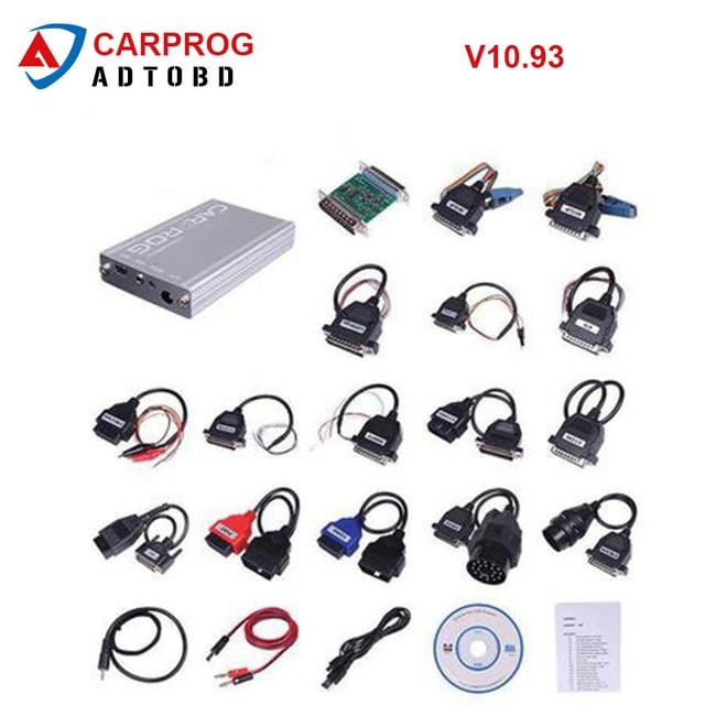 Best price Car prog Carprog V1093 V821 Full 21 Adaptor