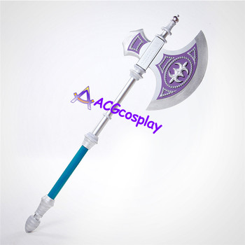 Fire Emblem Fates Camilla Axe prop cosplay prop pvc made ACGcosplay