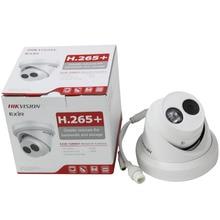 Telecamera IP Hikvision ds 4.0 megapixel Della Cupola di IR Macchina Fotografica del IP di H265 Indoor/Outdoor DS 2CD2343G0 I Sostituire DS 2CD2342WD I