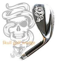 SW Club 52 56 60 Degree Skull Sand Wedge Golf Club Men