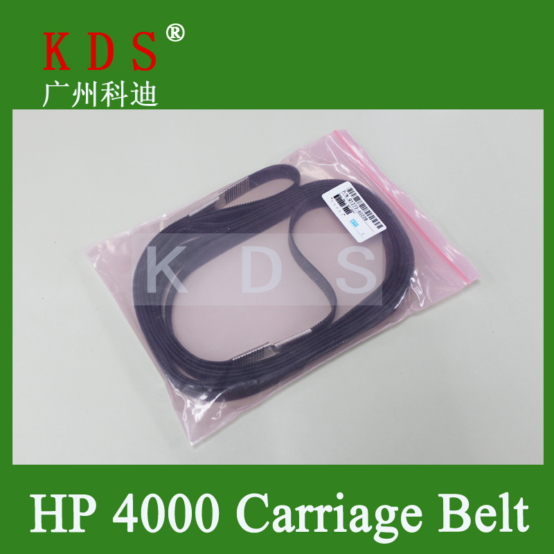ФОТО Free Shipping 42 inch black Carriage Belt Q1273-60228 for HP DesignJet Z6100 Plotter Parts