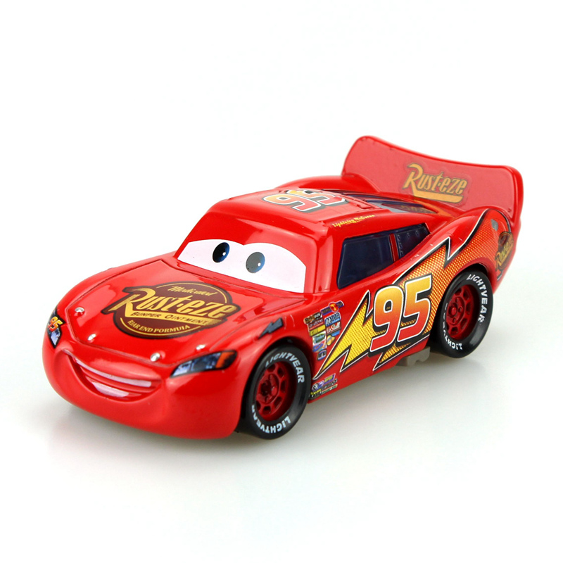 Toys & Hobbies Alert Disney Pixar Cars 3 Lighting Mcqueen Whistle With Colorful Ribbon Metal Diecast Toy Car 1:55 Loose Brand New & Free Shipping