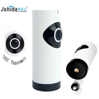 Wireless Wifi Surveillance Camera Baby Monitor Night Vision 360 Degree Panoramic 720P HD Smart Net Webcam