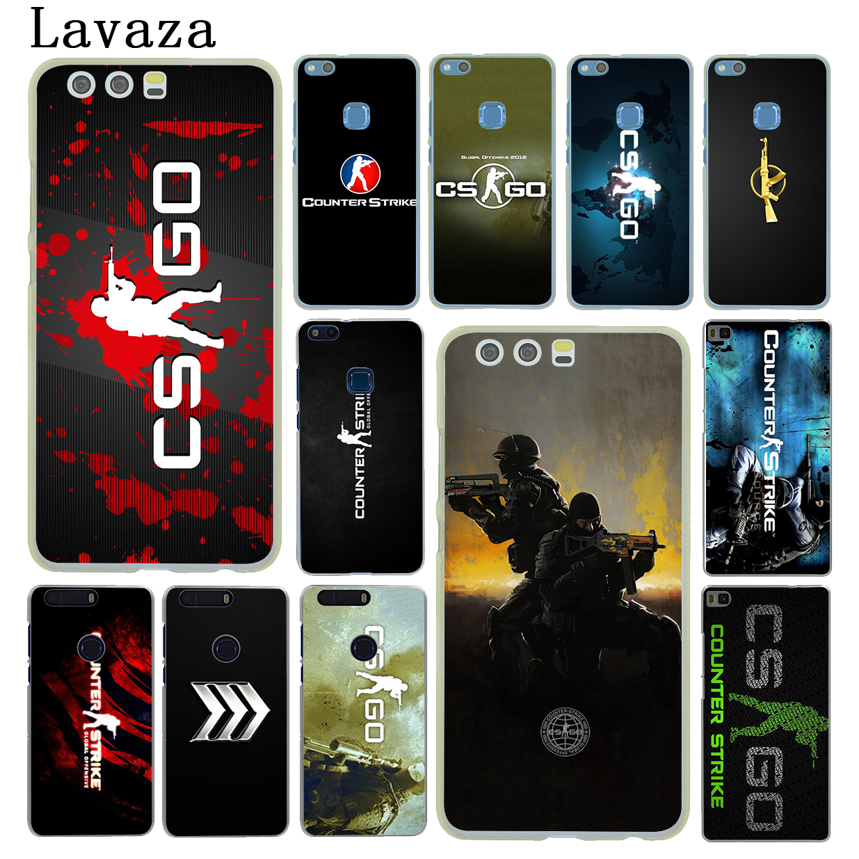 Phone Bags & Cases Cellphones & Telecommunications Lavaza Cs Go Counter Strike Gun Strike Phone Case For Huawei Nova 4 3i 3 2i Lite 2017 Cover For Huawei Mate 20 10 P20 Pro Lite