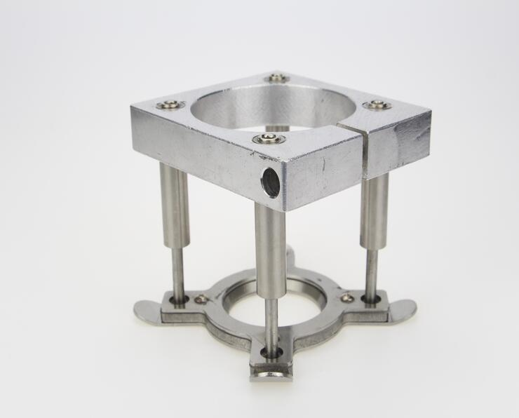 65mm Automatic Fixture Clamp Plate Device for CNC 800w 1.5kw Spindle Motor 65mm Fixture|spindle motor for cnc|spindle for cnc|motor for cnc - title=