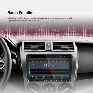 Image 3 - Panlelo 안드로이드 2Din 멀티미디어 플레이어 Autoradio 2 딘 GPS 네비게이션 블루투스 Radi 자동차 스테레오 9 인치 터치 스크린 미러 링크