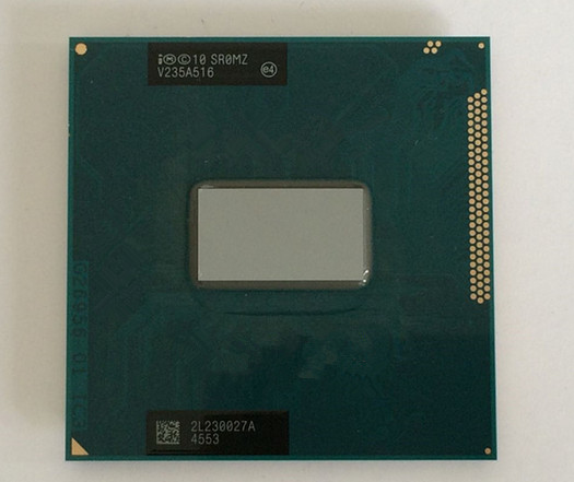 intel Core i5-3210M 2.5Ghz /Dual Core/ Laptop <font><b>Processor</b></font> SR0MZ socket G2 image