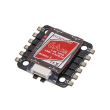 Original GoolRC 4 in 1 6A ESC 1-2S BLHeli_S Oneshot125 Multishot for 80 90 100 Tiny Micro FPV Racing Quadcopter(China)