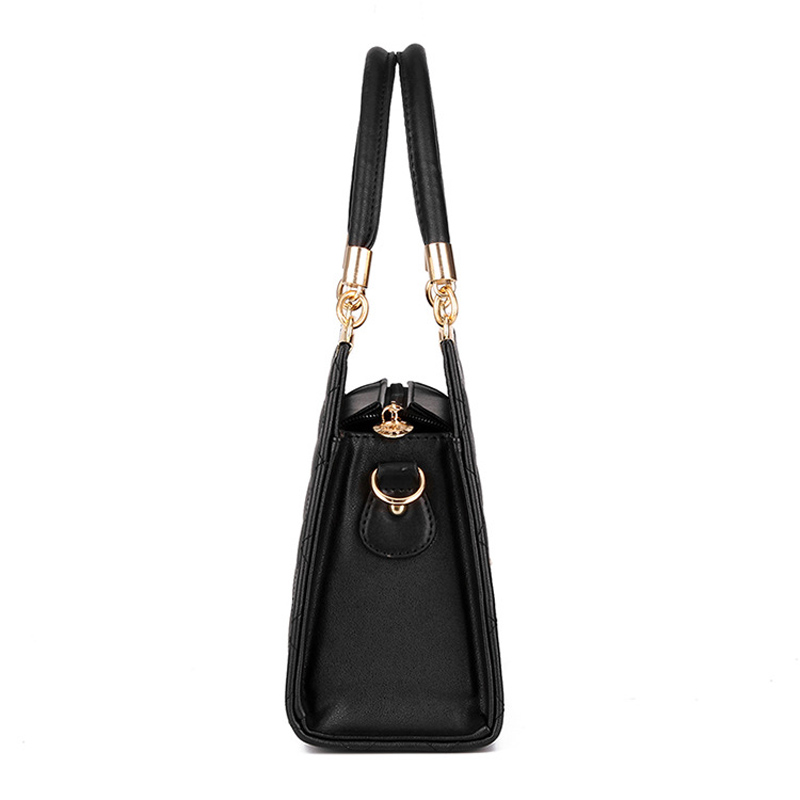 e19cb6b01b0c Shoulder messenger bag High Quality genuine leather bags handbags women  famous brands 2016 Fashion Ladies dollar price 1724-in Top-Handle Bags from  Luggage ...
