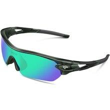 82d632576 Moda óculos Polarizados Esportes Óculos De Sol para Mulheres Dos Homens  Escalada Golf Driving Goggles 5