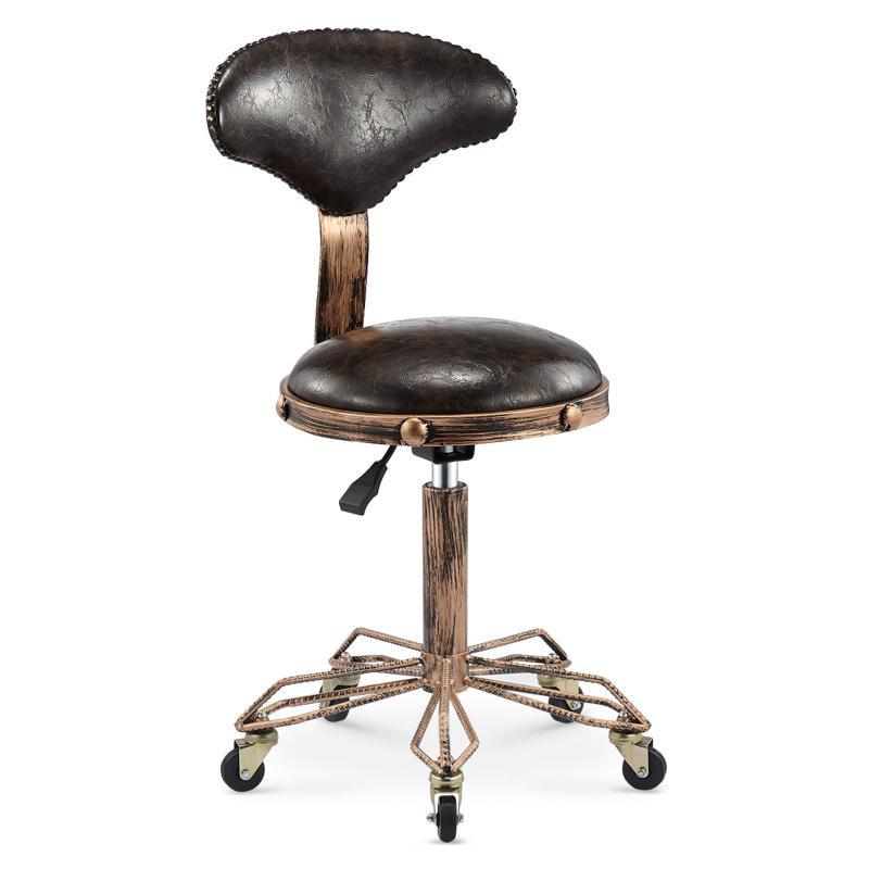 Стул для парикмахерской парикмахерское кресло парикмахерский салон вращающийся стул лифт макияж диван инвалидное кресло - Цвет: style5