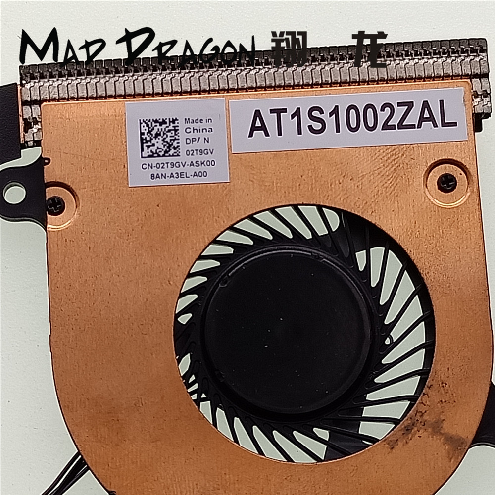 Original novo conjunto do ventilador do dissipador