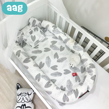 Pillow Infant With Crib