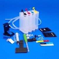 ciss inkjet printer refill ciss ink tank For 120 122XL301 133 132 120 122 110 803 Deskjet 1000 1050 2000 2050 3000 3050A 3052A